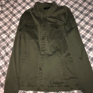 F21 Button Up NWOT
